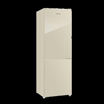 Холодильник с морозильником Maunfeld MFF185NFBG
