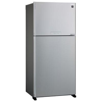 Холодильник с верхней морозильной камерой Sharp SJ-XG60PMSL