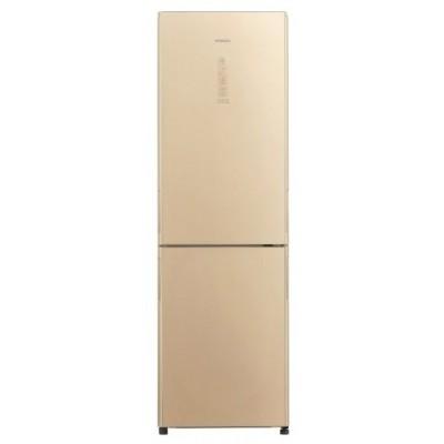 Холодильник с нижней морозильной камерой Hitachi R-BG410PU6XGBE