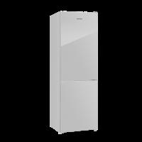 Холодильник с морозильником Maunfeld MFF185NFS