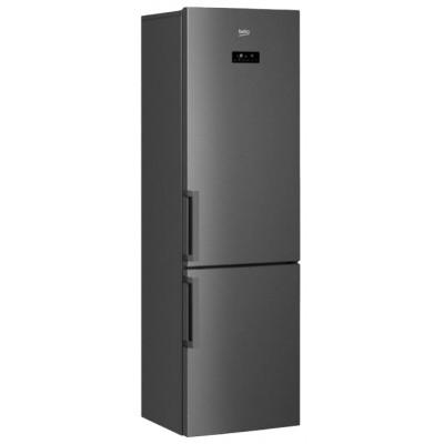 Холодильник с нижней морозильной камерой Beko RCNK 356E21 X