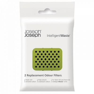 Фильтры для контейнера для сортировки мусора Joseph Joseph Totem 2 шт